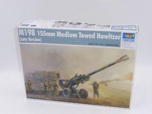 Trumpeter Kit M198 155mm Medium Towed Howitzer 1:35th Kit Number 02319