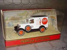 Matchbox Ford Diecast Vans