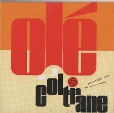 JOHN COLTRANE Ole Coltrane  CD ALBUM  NEW - NOT SEALED