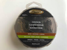 R2F Ready 2 Fish 157 pc Hooks hamcorns Ganchos Bass Achigan Lubina Walle R2FK-27