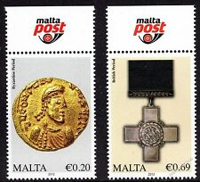 Malta 2012 Additional Definitive Values to 2009 Set Unmounted Mint