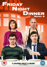 Friday Night Dinner: Series 6 DVD (2020) Tamsin Greig cert 12 ***NEW***