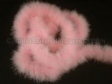 75g, 10 yards long Marabou Feather Boa, 20+ Colors & Patterns to pick from, New!