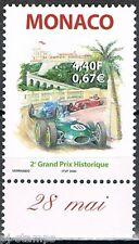 Monaco 2501 grand-prix oldtimers auto's cars - Postfris MNH