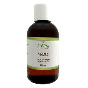 LaVita Lavendelöl Montblanc, naturreines  ätherisches Öl 100 ml, Neu