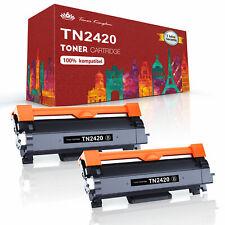 2 XXL Toner für Brother TN-2420 MFC-L2710DW HL-L2310D DCP-L2530DW HL-L2350DW