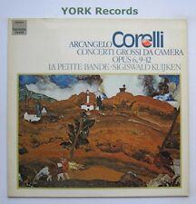 1C 065-99 803 - CORELLI - Concerti Grossi Op 6 9-12 KUIJKEN - Ex Con LP Record