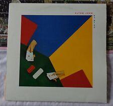 Elton John 21 at 33 L.P. Record Album
