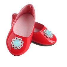 sale price  cute fashion shoes for 18inch American girl doll party b463