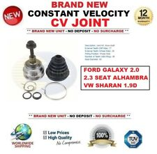FOR FORD GALAXY 2.0 2.3 SEAT ALHAMBRA VW SHARAN 1.9D CONSTANT VELOCITY CV JOINT