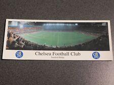 carte postale Stade Chelsea FC / STAMFORD BRIDGE : OFFICIAL PRODUCT