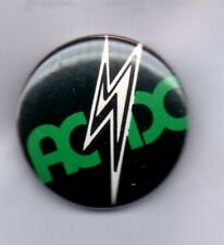 ACDC BUTTON BADGE - CLASSIC ROCK BAND Highway To Hell - Thunderstruck 25MM AC/DC