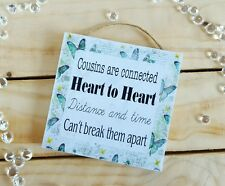 Quotes Sayings Floral Home Décor Plaques Signs Ebay
