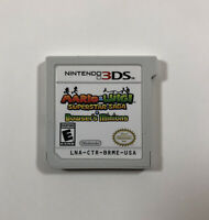 Mario & Luigi: Superstar Saga and Bowser's Minions (Nintendo 3DS, 2017 Fast Ship