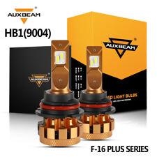 AUXBEAM 9004 HB1 High Low LED Headlights for Dodge Ram 1500 2500 3500 1994-2001