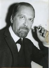 Curd Jürgens Vintage silver Print,Curd Jürgens, né le 13 décembre 1915 à Solln