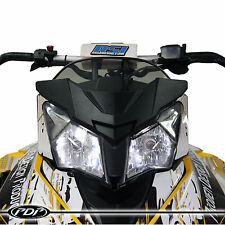 2013+ Ski-Doo XRS 600/800 TNT PDP Snowmobile Windshield _ SMOKE XM XS WINDSHIELD