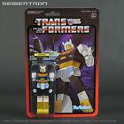 STEPPER Transformers Super7 Reaction Retro Figure 2020 New Black Jazz Ricochet
