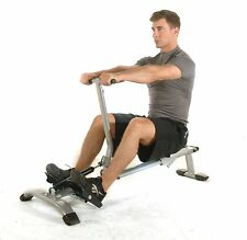 Rowing Machine Rower Row Stamina Home Exercise Body Fitness Cardio Glider