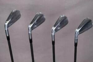 NEW TaylorMade P790 Iron Set 3-PW Senior Left-Handed Graphite #14699 Golf Clubs