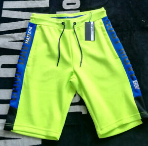 Sonderpreis Camp David Shorts neon gelb Bermuda M L XL XXL 2XL NEU NP 69,95