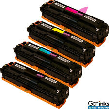 4/Pk Color Toner Cartridge Set for Canon 116 ImageCLASS MF8080CW MF8050CN