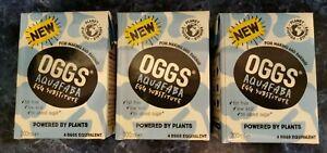 OGGS VEGAN EGG SUBSTITIUTE - 3 x 200ml - NEW/SEALED/PERFECT - FREE P&P!!