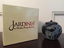 Harmony Kingdom Prairie Talk (Zebras) Jardinia by Martin Perry Studios Bnib