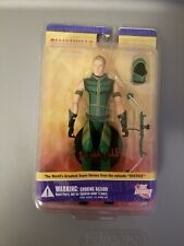 DC DIRECT COLLECTIBLES SMALLVILLE TV SERIES JUSTICE EPISODE  GREEN ARROW FIGURE