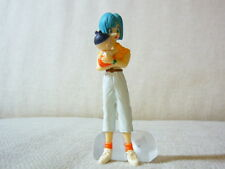 Dragon Ball Z GT  Bulma Trunks   HG Gashapon Mini Figure Bandai DBZ