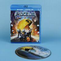 Pixels Blu-Ray Bilingual - GUARANTEED