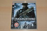 Damnation PS3 Playstation 3 **FREE UK POSTAGE**