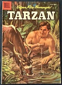 Tarzan #78  March 1956