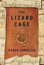 The Lizard Cage by Connelly, Karen (Signed)