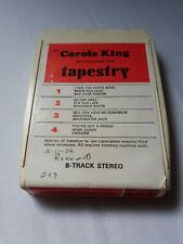CAROLE KING- Tapestry -8-Track Tape