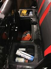 Mid-Size Polaris Ranger Under Seat Storage bin set fits: PRO-FIT Cage model, 50""