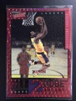 Kobe Bryant Upper Deck 2000-2001 Basketball Card Los Angeles Lakers English EX