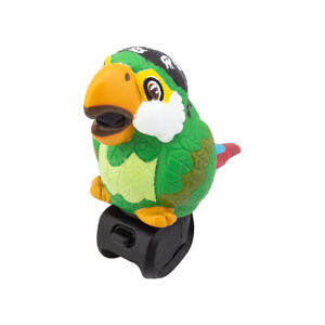 SUNLITE MultiFit Squeeze Bike Horn Parrot Pirate