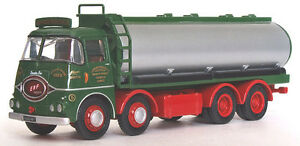 EFE ASHWORTHS PRODUCTS ERF 4 AXLE OVAL TANKER 35101