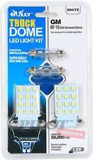 Bully LED Technology Dome Light Kit (4 Piece Kit) - 2008-2013 GMC Sierra