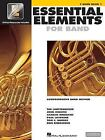Essential Elements for Band Bk. 1 : F Horn Bk. 1 by Hal Leonard Corp. Staff...