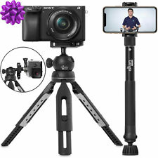 6 in 1 Monopod Tripod Kit by Altura Photo