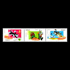 France 2009 - Stamp Festival Cartoons - Sc 3607a MNH