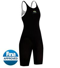 SWIM BLUESEVENTY NeroTX Kneeskin  WOMEN Race Swimwear NEW Size W28