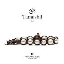 TAMASHII BRACCIALE ORIGINALE TIBETANO PERLA NATURALE - BHS900-179