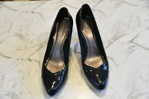 Fiorelli navy blue pump all occasions heel shoes 7 1/2