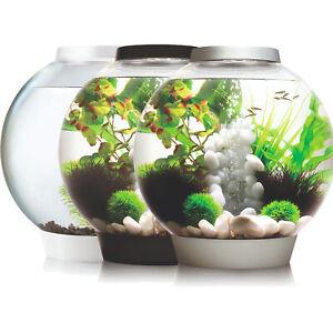 biOrb Classic 30L Aquariums with MCR Lighting in Silver, Black or White