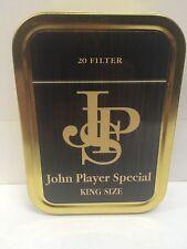 John Player Special Retro Advertising Brand Cigarette Tobacco Storage 2oz Tin