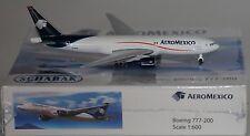 Schabak Boeing 777-2q8er AEROMEXICO n944am en 1:600 Escala