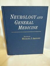 Aminoff's Neurology and General Medicine by Michael Aminoff Hardcover Book